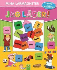 bokomslag Jag läser : skoj med magneter