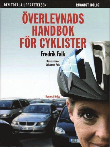 bokomslag Överlevnadshandbok för cyklister