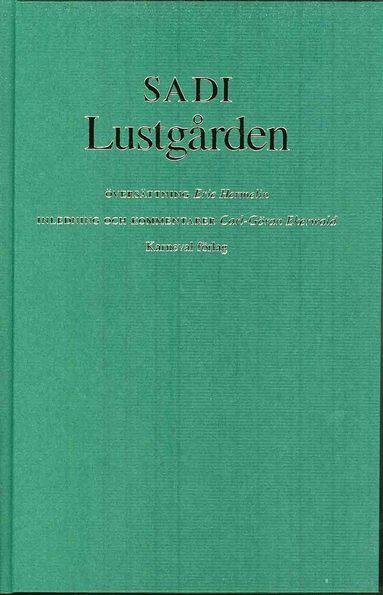 bokomslag Lustgården