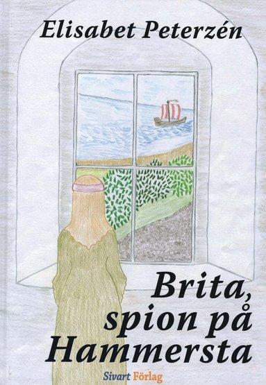 bokomslag Brita, spion på Hammersta