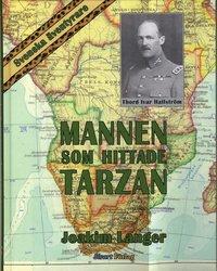 bokomslag Mannen som hittade Tarzan