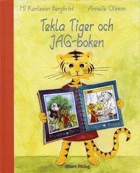 bokomslag Tekla Tiger och JAG-boken