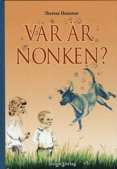 bokomslag Var är Nonken?