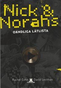 bokomslag Nick & Norahs oändliga låtlista