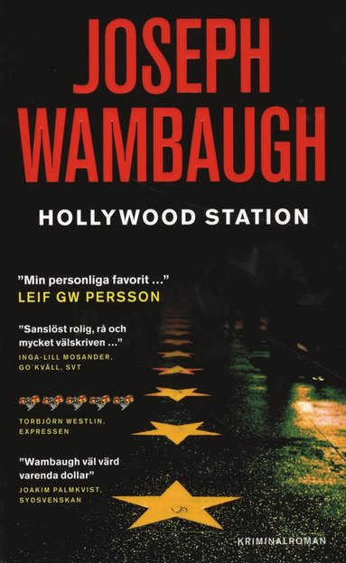 bokomslag Hollywood station