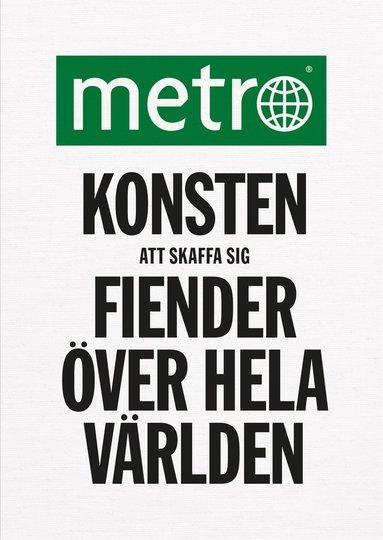 bokomslag Historien om Metro
