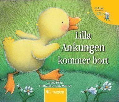 bokomslag Lilla Ankungen kommer bort
