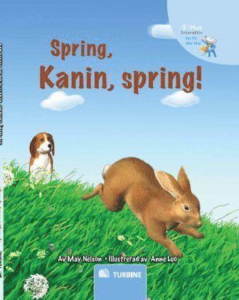 bokomslag Spring, Kanin, spring!