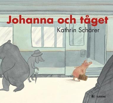 bokomslag Johanna och tåget
