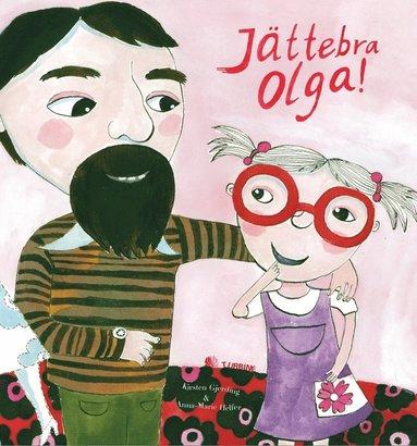 bokomslag Jättebra Olga!