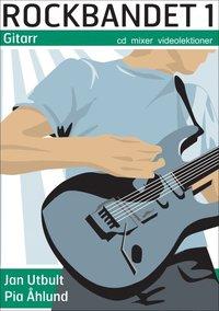 bokomslag Rockbandet 1. Gitarr