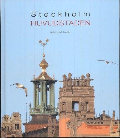 bokomslag Stockholm huvudstaden