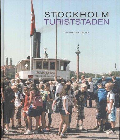 bokomslag Stockholm turiststaden