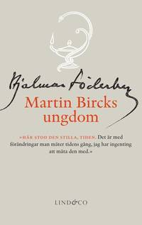 bokomslag Martin Bircks ungdom
