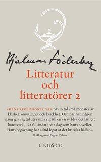 bokomslag Litteratur och litteratörer 2. Litteraturkritik