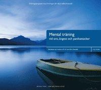 bokomslag Mental träning vid oro, ångest och panikattacker
