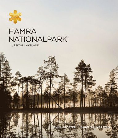 bokomslag Hamra nationalpark : urskog i myrland