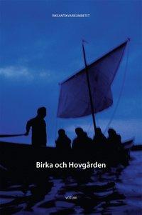 bokomslag Birka och Hovgården