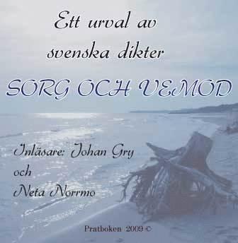 bokomslag Sorg och vemod : ett urval av svenska dikter