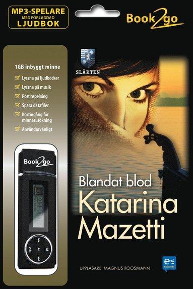 bokomslag Blandat blod Book2go
