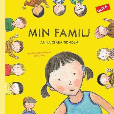 bokomslag Min familj