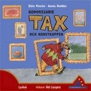 bokomslag Kommissarie Tax och konstkuppen