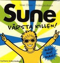 bokomslag Sune värsta killen!