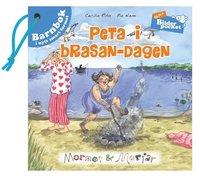 bokomslag Peta i brasan-dagen
