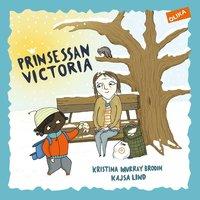 bokomslag Prinsessan Victoria