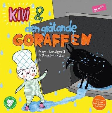 bokomslag Kivi & den gråtande goraffen