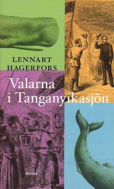 bokomslag Valarna i Tanganyikasjön