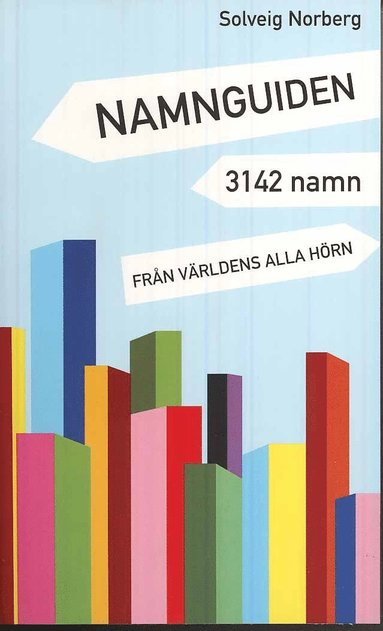 bokomslag Namnguiden : 3142 namn