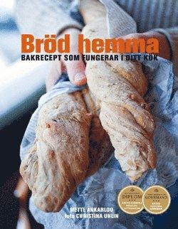 bokomslag Bröd hemma : bakrecept som fungerar i ditt kök