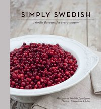 bokomslag Simply Swedish : flavours for every season