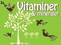 bokomslag Vitaminer & mineraler