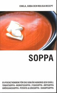 Pocketkokboken. Soppa