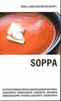 bokomslag Pocketkokboken. Soppa