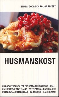 bokomslag Pocketkokboken. Husmanskost