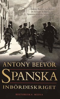 bokomslag Spanska inbördeskriget