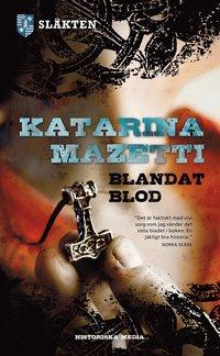 bokomslag Blandat blod