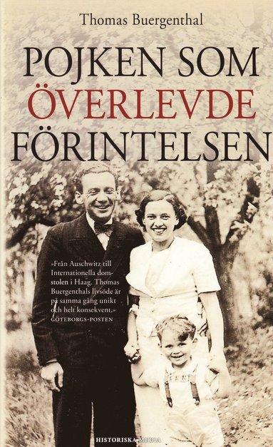 bokomslag Pojken som överlevde Förintelsen
