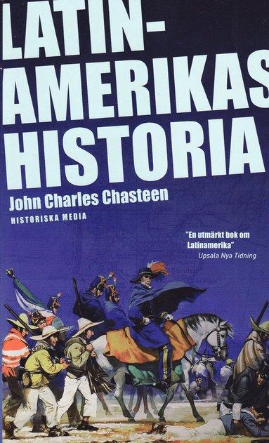 bokomslag Latinamerikas historia