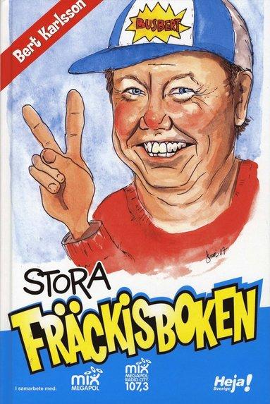bokomslag Stora Fräckisboken