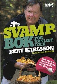 bokomslag Svampbok för vanligt folk