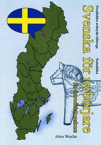 bokomslag Svenska för nybörjare (somaliska)