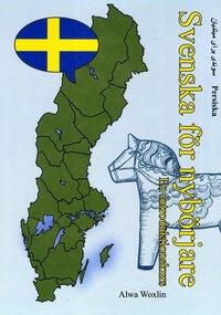bokomslag Svenska för nybörjare (persiska)