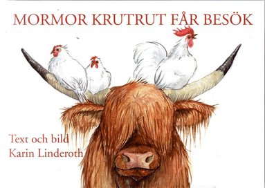 bokomslag Mormor Krutrut får besök