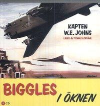 bokomslag Biggles i öknen