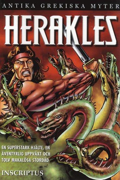 bokomslag Herakles