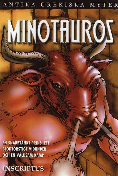 bokomslag Minotauros